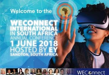 1st June 2018 – Annual Conference, WEConnect International in South Africa