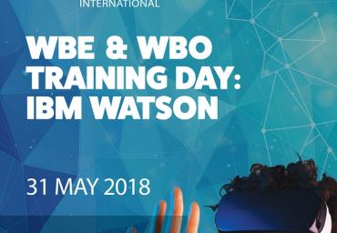 31st May 2018 - IBM Workshop on Watson